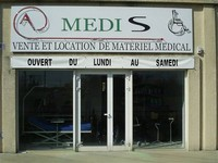 materiel medical saint brès