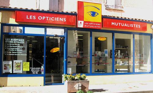 Opticien bedarieux. Nous vous souhaitons la bienvenue dans notre magasin